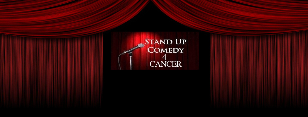 <blockquote><h3>Comedy 4 Cancer.</h3>This is our live event fundraiser. The show is 2 hours of stand up comedy featuring multiple comedians coming together for a great cause. Click on the image for more info.</blockquote>
