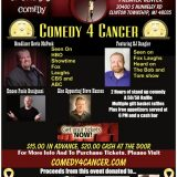 comedy 4 cancer presents